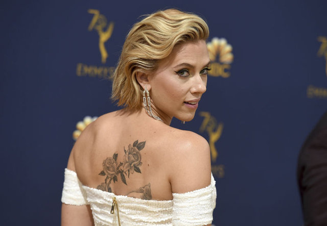 Scarlett Johansson: Kadın oyuncuların ince kalması için baskı hep vardı
