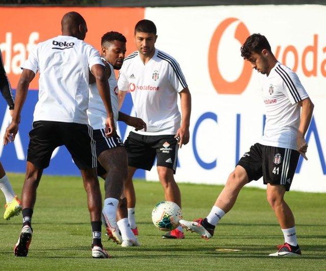 Beşiktaş - Konyaspor muhtemel 11'ler