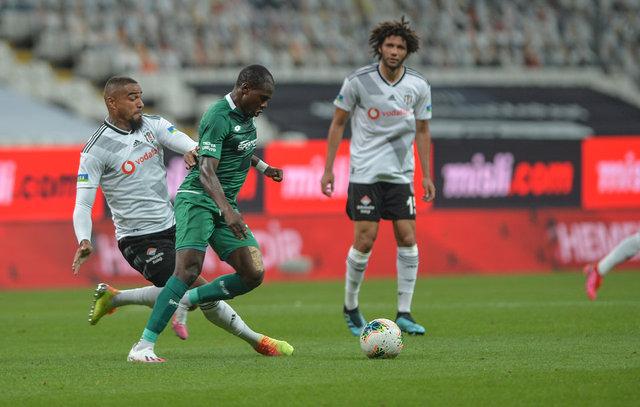 Rıdvan Dilmen, Beşiktaş - Konyaspor maçını değerlendirdi