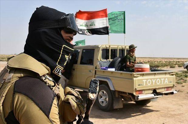 Irak güçleri ile Haşdi Şabi arasında gerginlik iddiası