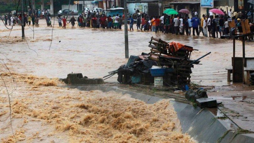 Fildişi Sahili'nde sel felaketi: 5 ölü