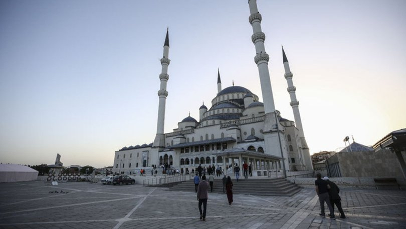Ankara Cuma namazı saat kaçta? 26 Haziran Ankara Cuma saati - vakti