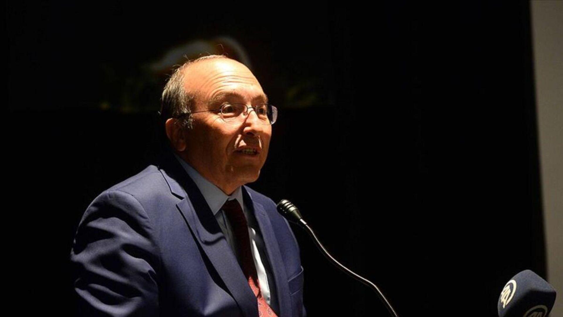 Prof. Dr. Ahmet Haluk Dursun