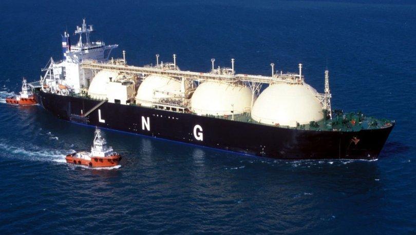 Küresel LNG ihracatı