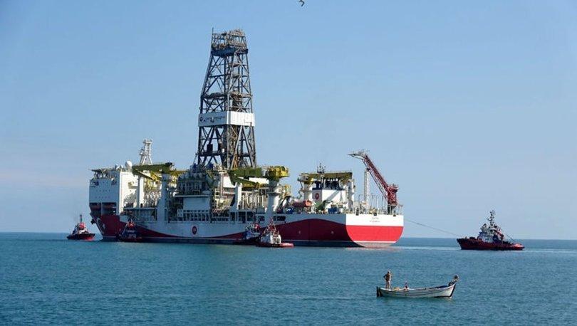 Son dakika haberi... İlk yerli sondaj gemisi 'Fatih' Trabzon'dan ayrıldı