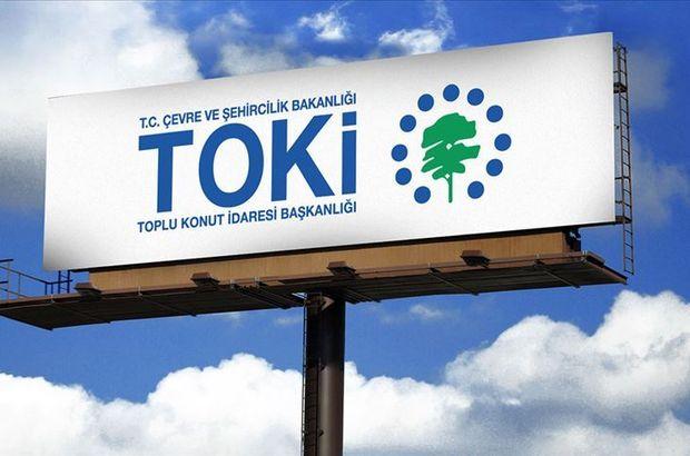 TOKİ'den 199 arsa satışı, 7 kiralama