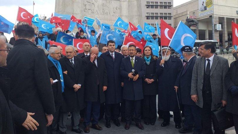 100 avukat, Doğu Türkistan için BM'ye dilekçe verdi-haberler