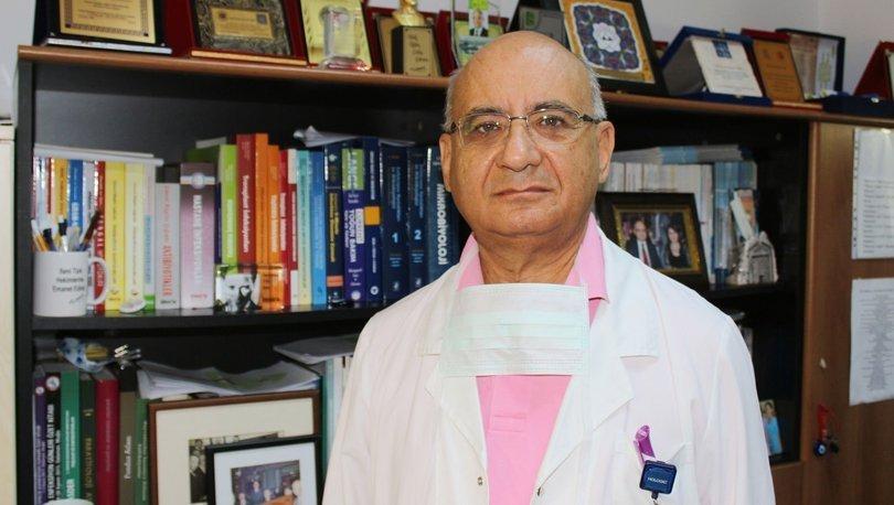 Prof. Dr. Yalçın: Koronavirüste yolun sonundayız fakat henüz bitmedi - Haberler