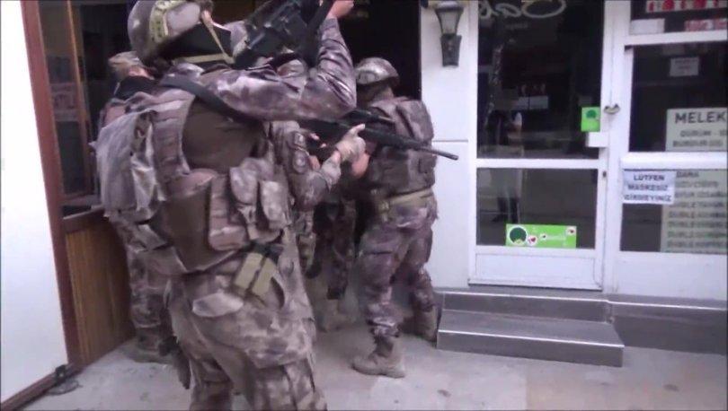 Son dakika haberler... İstanbul'da DEAŞ operasyonu: 10 gözaltı!