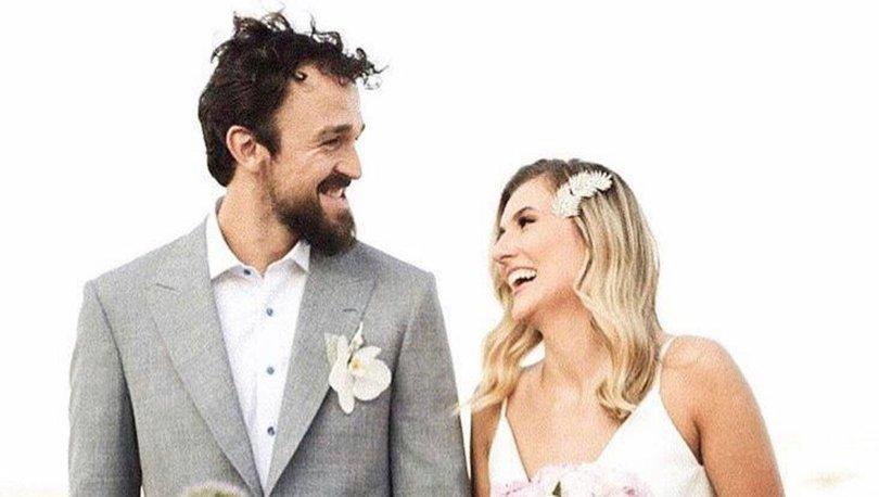 Milli basketbolcu Sertaç Şanlı evlendi - Magazin haberleri