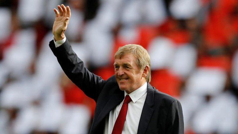 Liverpool'un eski oyuncu ve teknik adamları, şampiyonluğu kutladı