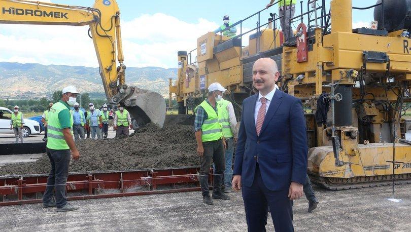 Bakan Karaismailoğlu, Tokat'ta STK temsilcileriyle bir araya geldi:
