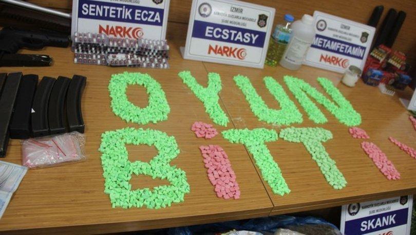 Son dakika haberler... İzmir merkezli 6 ilde suç örgütü operasyonu!