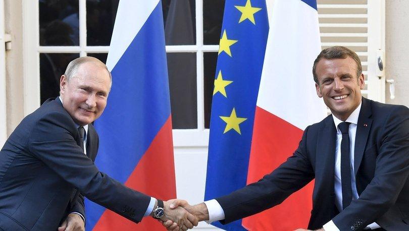 Putin ve Macron