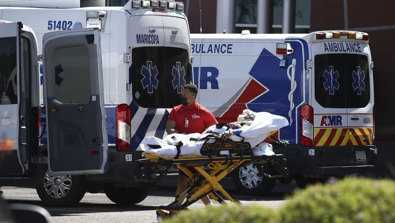 Son dakika haberleri! ABD'de Kovid-19 vaka ve ölü sayısında yeniden artış endişelendiriyor