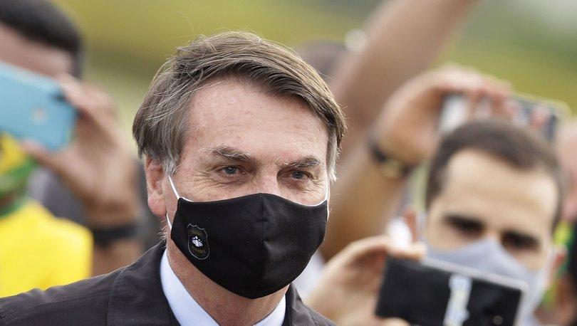 Brezilya Başkanı Bolsonaro'ya getirilen maske takma zorunluluğu temyize götürüldü - Haberler