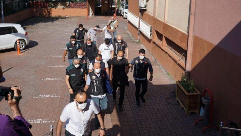 Bartın'da uyuşturucu operasyonu! 5 tutuklama