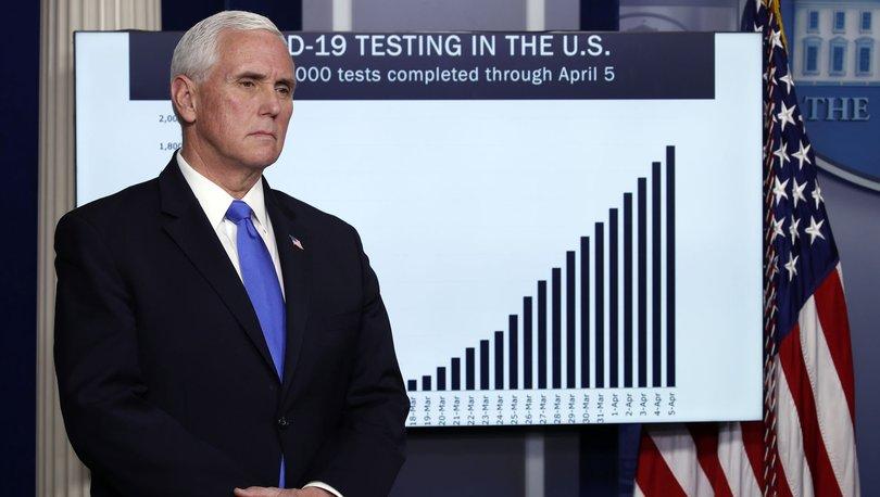 Mike Pence'ten ABD'deki Kovid-19 salgını değerlendirmesi - Haberler