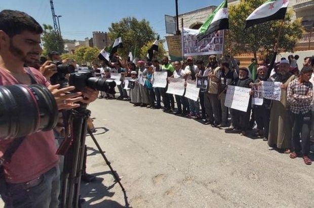 Esad'a karşı bir araya geldiler