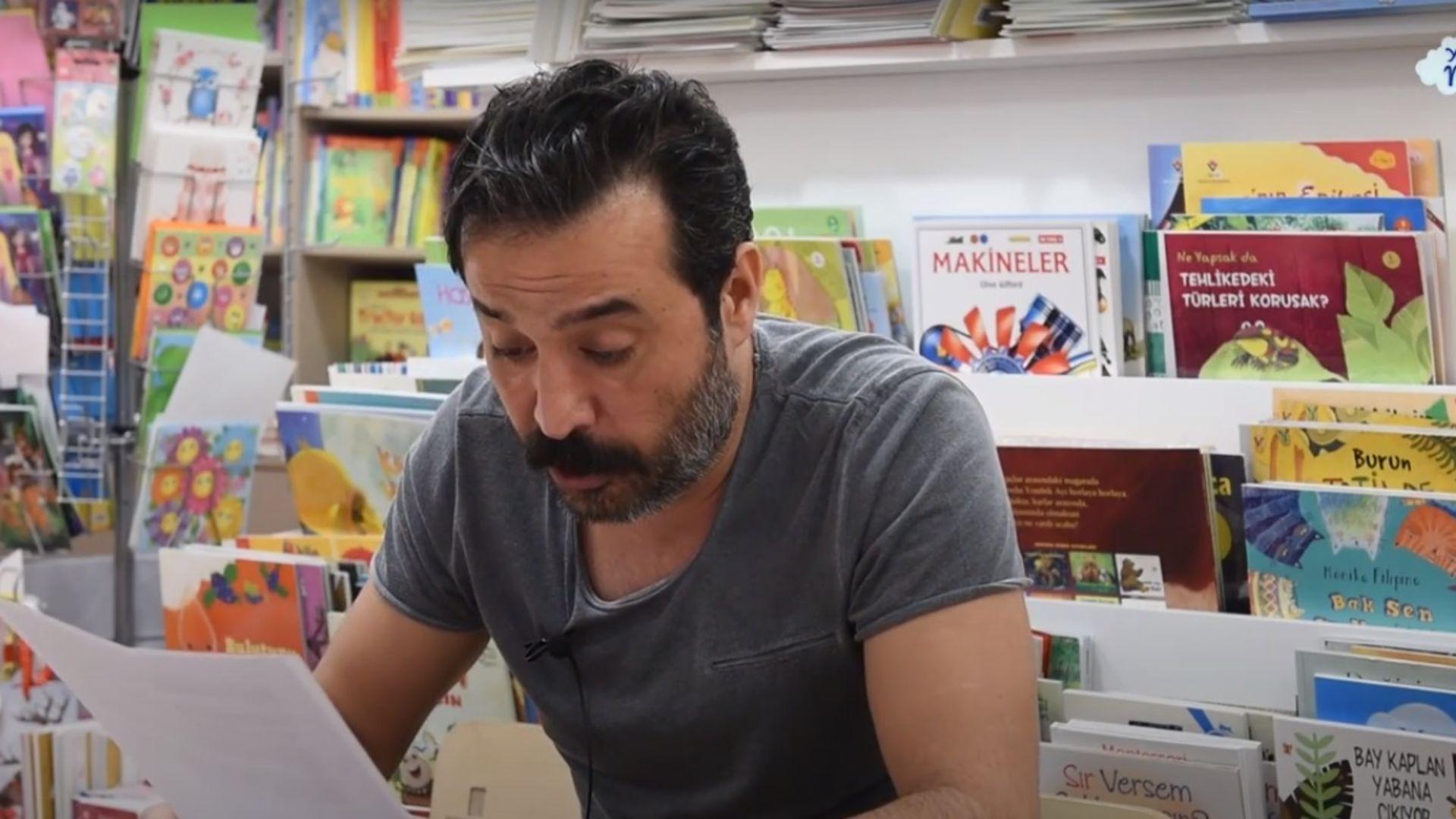 Mustafa Üstündağ'dan Güzel ve Çirkin masalı