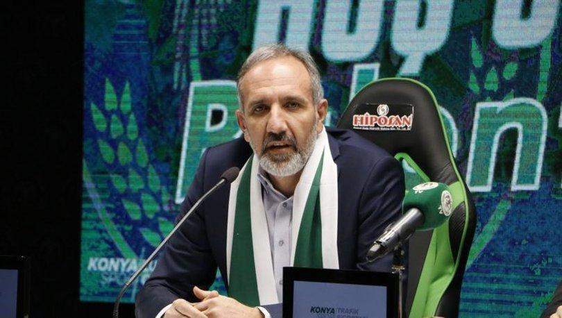 İttifak Holding Konyaspor'dan hakem tepkisi