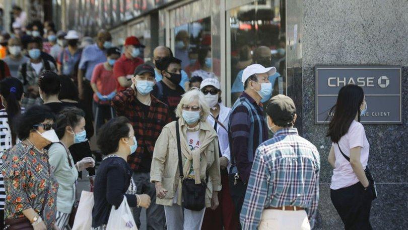 ABD'de günlük koronavirüs vaka sayısında rekor artış