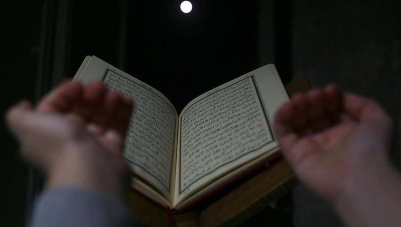 Sınava girerken okunacak dualar nelerdir? Sınavlarda başarı için kalem duası nasıl okunur? Kalem duası okunuşu