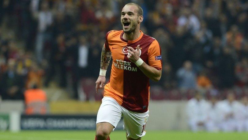 Sneijder, Galatasaray'a dönmek istiyor!