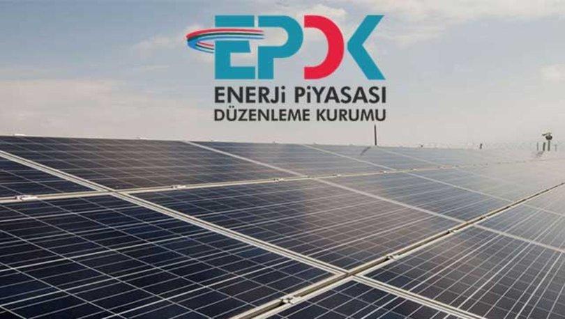 EPDK'dan 4 şirketin üst kullanım bedeline revize