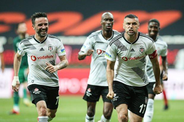 Beşiktaş'taki en golcü dönemi