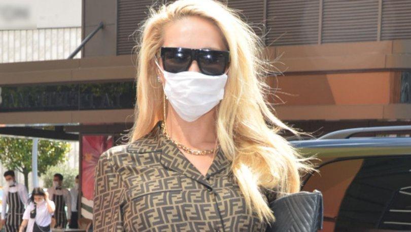 Işıl Reçber: Durun, maskemi takayım - Magazin haberleri