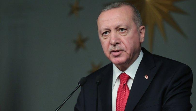 Son dakika haberler: Cumhurbaşkanı Erdoğan'dan kıdem tazminatı açıklaması