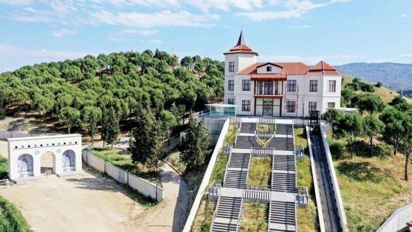 Bakan Soylu: Adnan Menderes Müzesi'nin içi dizayn ediliyor