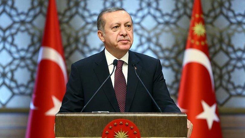 Cumhurbaşkanı Erdoğan: Avrupa'nın en büyük projelerinden birini hayata geçiriyoruz