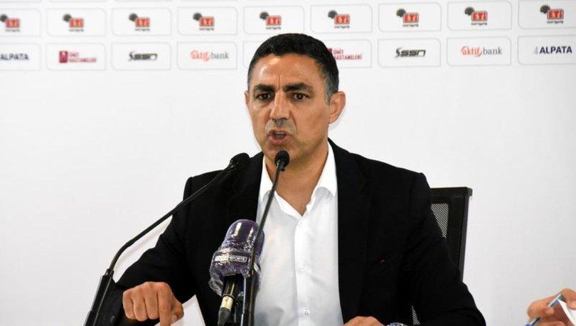 Eskişehirspor Teknik Direktörü Özer, küme düştü ateş püskürdü!