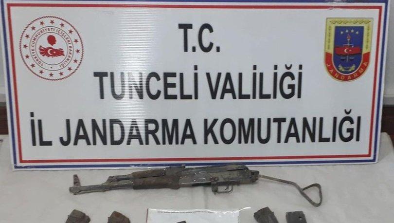 Tunceli'de 3 teröristin etkisiz hale getirildiği operasyonda patlayıcı düzeneği ele geçirildi