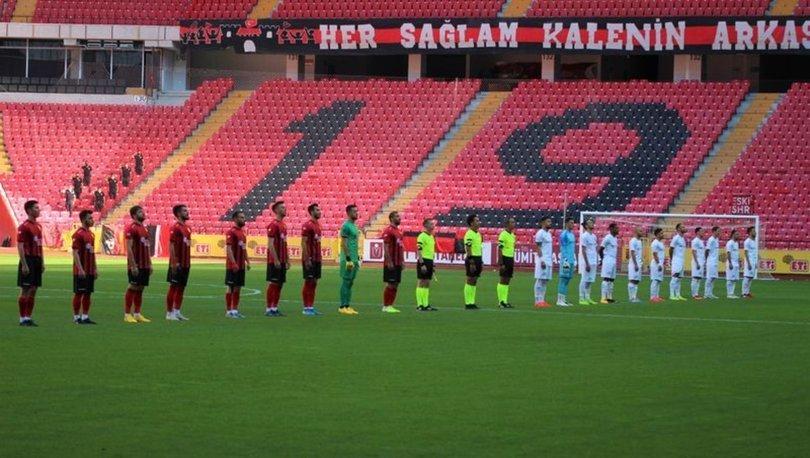 Son dakika haberi Eskişehirspor küme düştü