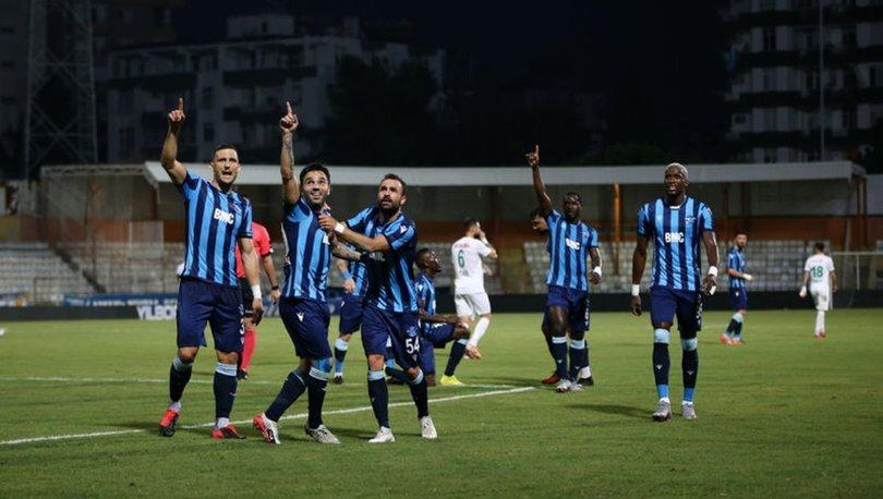 Adana Demirspor: 4 - Giresunspor: 2 | MAÇ SONUCU
