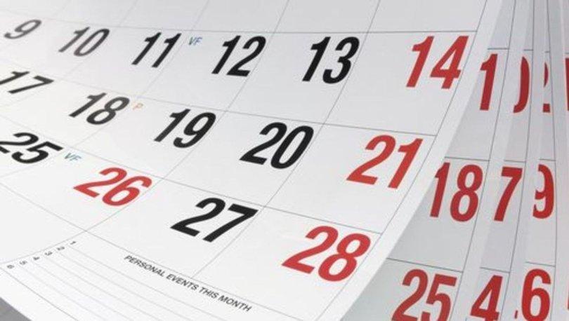 Kurban Bayramı ne zaman, kaç gün tatil olacak? 2020 Kurban Bayramı tarihi! Diyanet takvimi