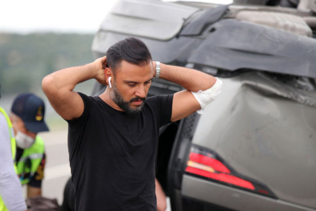 Buse Varol: Alişan'ı ilk kez ağlarken gördüm - Magazin haberleri