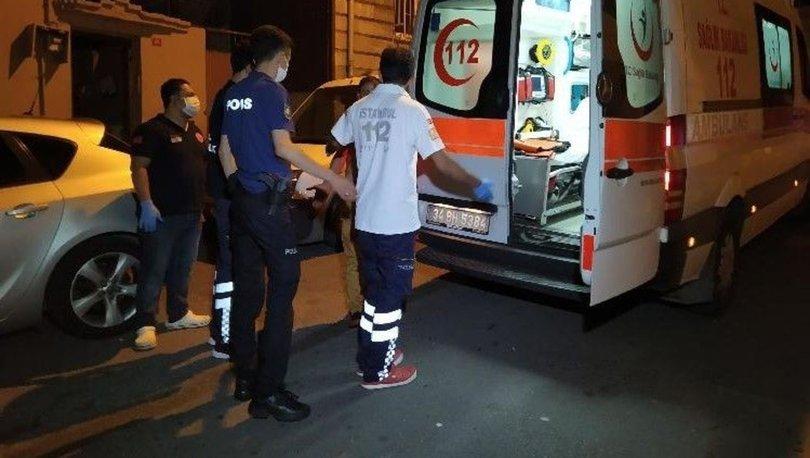 istanbul fatih'de cezaevinden çıkıp kardeşini bıçakladı