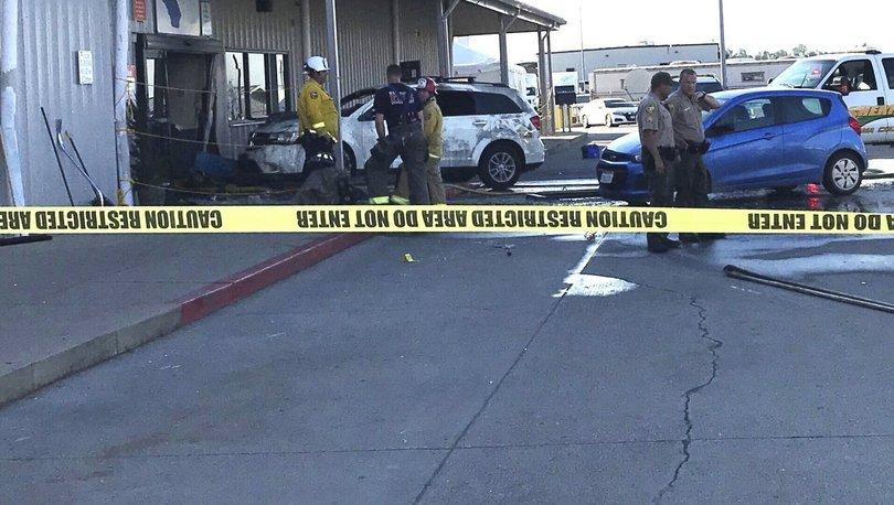Son dakika haberler... ABD'de silahlı saldırı: 1 ölü!