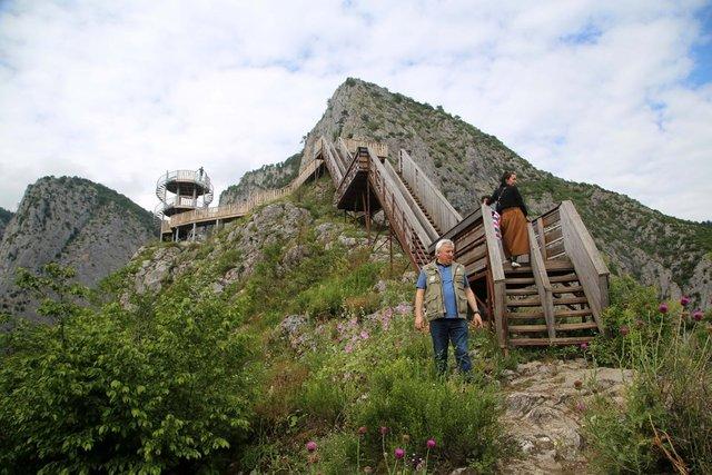 Dünyanın en derin ikinci kanyonu Türkiye'de