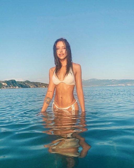 Zeynep Alkan, Hollandalı sevgilisiyle tatilde - Magazin haberleri
