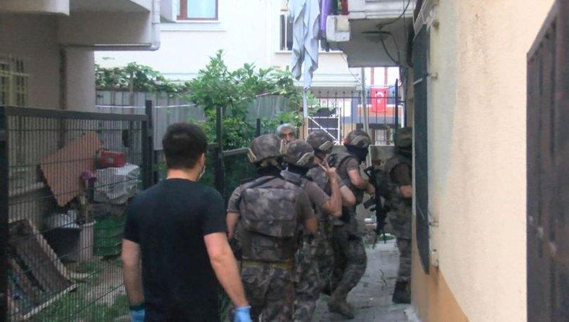 SON DAKİKA... İstanbul'da uyuşturucu operasyonu: Çok sayıda gözaltı! - HABERLER
