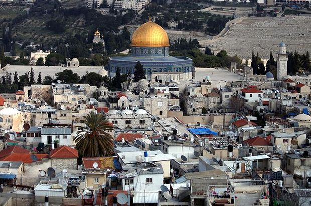 Ürdün'den İsrail'e 'Kudüs' çağrısı