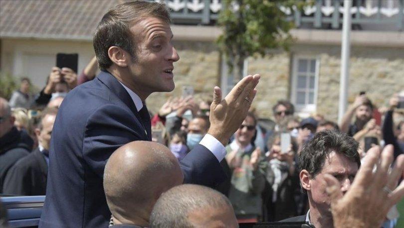 Fransa'da Macron yerel seçimlerde ağır yenilgi aldı