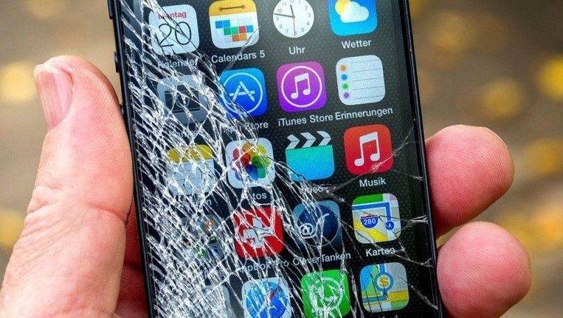 Cep telefonu ekranındaki çizikler nasıl kaybolur?