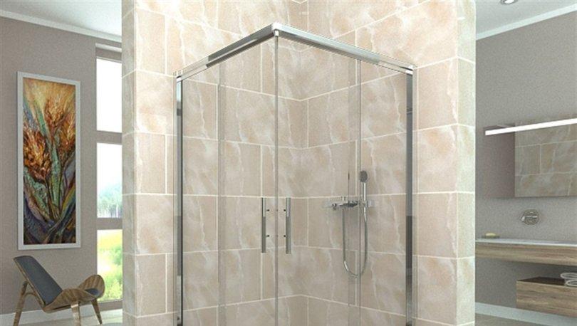 Duşa kabin camı nasıl temizlenir?