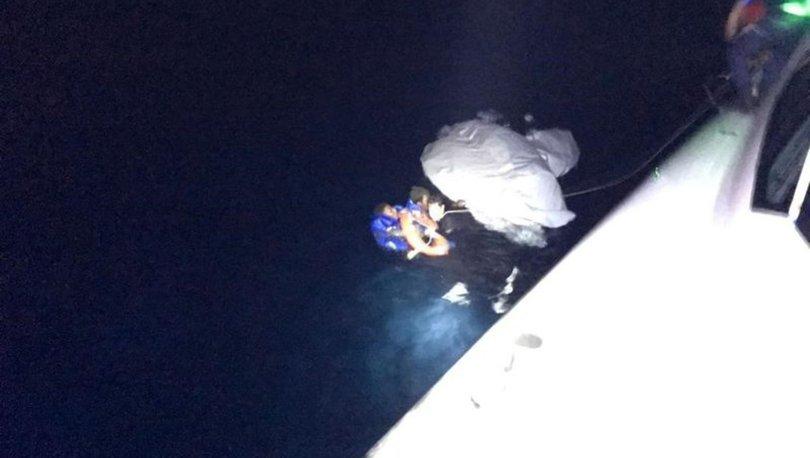 Son dakika haber! Ayvalık'ta sığınmacı botu battı! 35 kişi kurtarıldı, 4 kişi kayıp!